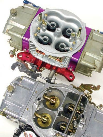 Induction Systems Cheat for Big-Inch Chevy Small-Block Engines 10