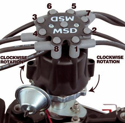 chevy small block firing order and torque sequences