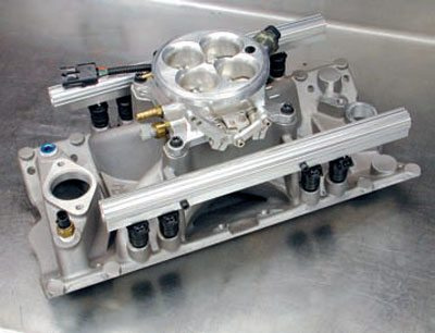 Induction Systems Cheat for Big-Inch Chevy Small-Block Engines 15