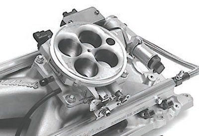 Induction Systems Cheat for Big-Inch Chevy Small-Block Engines 16