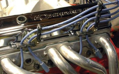 Induction Systems Cheat for Big-Inch Chevy Small-Block Engines 22