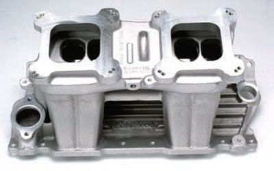 Induction Systems Cheat for Big-Inch Chevy Small-Block Engines 5