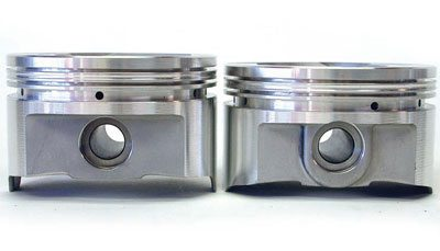 Big-Inch Chevy Small-Block Building Guide: Pistons and Rings 6