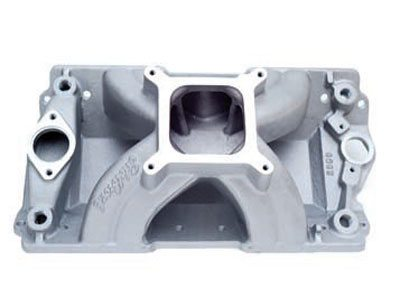 Induction Systems Cheat for Big-Inch Chevy Small-Block Engines 8