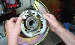 Brake System Installation: C3 Corvette Restoration Guide 0007