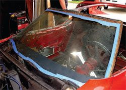 Bodywork and Paint Prep: C3 Corvette Restoration Guide 01