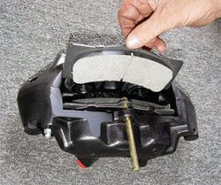 Brake System Installation: C3 Corvette Restoration Guide 02