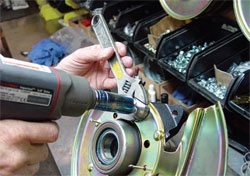 Brake System Installation: C3 Corvette Restoration Guide 05