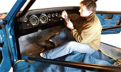 How to Intall Performance Interior in Your Chevelle - Step by Step 10