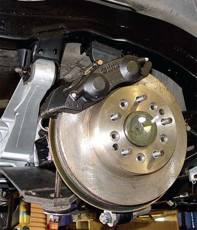 Brake System Installation: C3 Corvette Restoration Guide 1