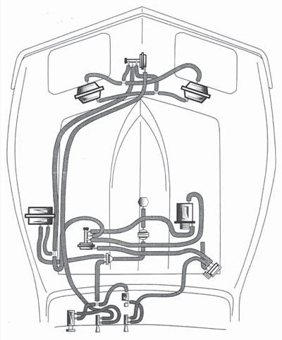 1968 Camaro Gas Tank Wiring Diagram