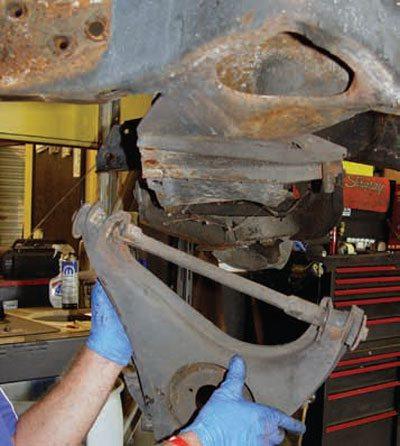 Frame Restoration: C3 Corvette Restoration Guide 19