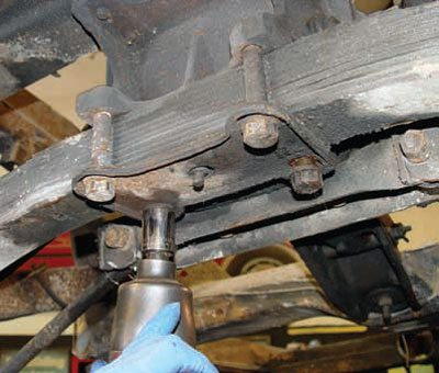Frame Restoration: C3 Corvette Restoration Guide 22