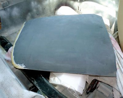 Bodywork and Paint Prep: C3 Corvette Restoration Guide 26