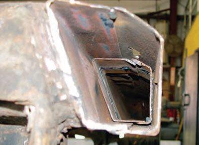 Frame Restoration: C3 Corvette Restoration Guide 30