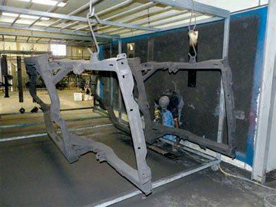 Frame Restoration: C3 Corvette Restoration Guide 36