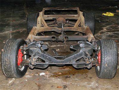 Frame Restoration: C3 Corvette Restoration Guide 4