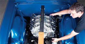 How to Swap an LS Engine into Your Chevelle – Step by Step