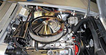 Engine Rebuild or Replacement: C3 Corvette Restoration Guide