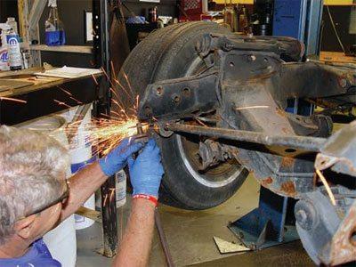Frame Restoration: C3 Corvette Restoration Guide 9