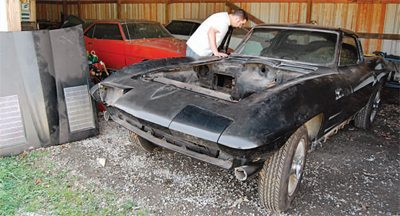 C2 Corvette Restoration By The Numbers What To Look For