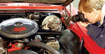 How to Get Started Restoring Your Chevy Camaro 67-68-69