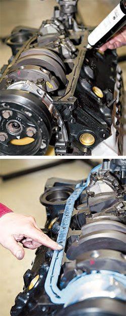 LS Engine Asembly – from ChevyDIY | NWVelo