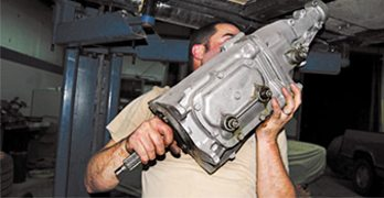 How to Restore C2 Corvettes – Transmissions Cheat Sheet