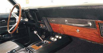 Camaro Restoration Guide: Interior Cheat Sheet