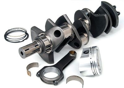 crankshafts connecting rods and pistons guide for chevy big blocks 1