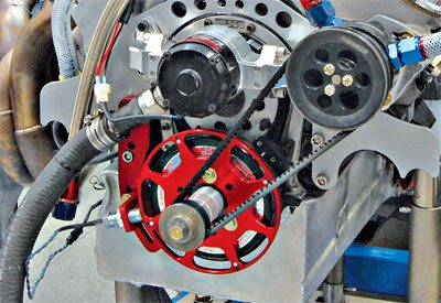 ignition systems guide for big block chevy engines crank trigger ignition systems offer rock solid timing stability and are the best choice for drag racing this msd crank trigger has magnets anchored in the