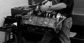 How to Start Building a Chevy Small-Block Engine For Circle Track Racing