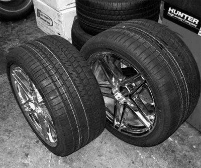 C5 Corvette Builders Guide - Wheels and Tires (Part 4)