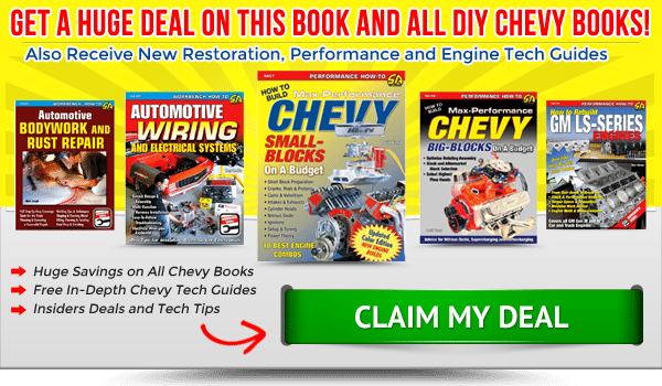 Deal on all DIY Chevy Books