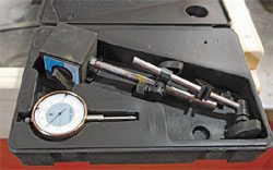 Dial indicators are very useful for all kinds of automotive measurement work, but they are critical for setting up a differential.
