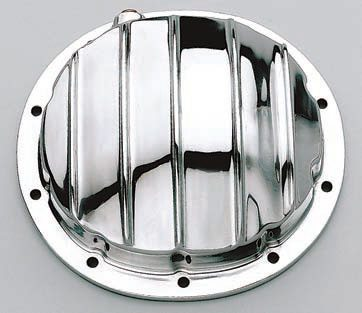 Fancy chrome covers certainly look good under a car or truck, but they don't have any performance benefit.