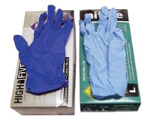 Chemical-resistant gloves help protect your hands from chemicals such as cleaning solvents, automatic transmission fluid (ATF), and assembly lubricant.