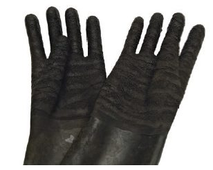 Heavy-duty gloves should be worn if using a parts washer and solvents. They also offer some degree of protection when handling transmission cases during the cleaning process. Sharp edges can leave some pretty nasty cuts.