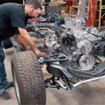 C3 Corvette: Chassis Modification