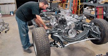 C3 Corvette: Chassis Modification