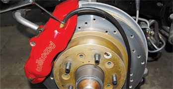 C3 Corvette: Brake Upgrades