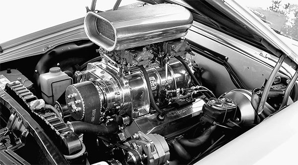 Roots superchargers have been a perennial favorite with hot rodders for decades. Many enthusiasts choose a Roots blower as much for its sticking-through-the-hood impact as for the power increase.