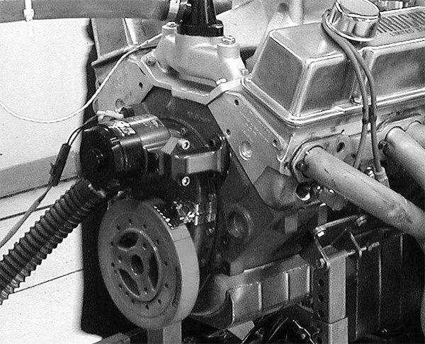 Small Block Chevy Dyno Tests Cams Valvetrain