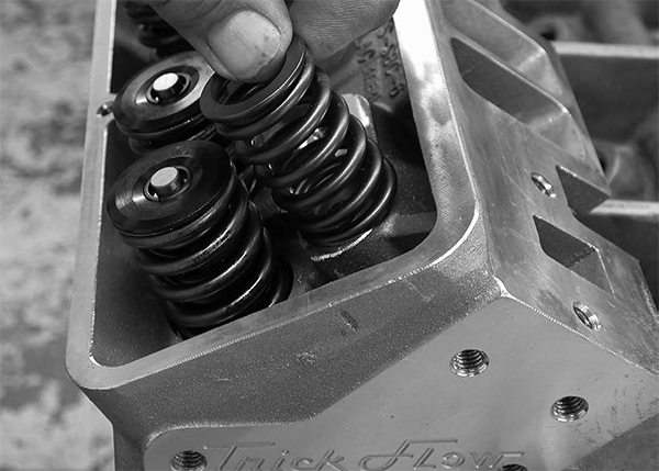 Valvesprings and spring design are key elements in valvetrain durability and performance. Springs have evolved radically over the years from the small 1.250-inch diameter spring to monster dual springs that can measure up to 1.550inch diameters.