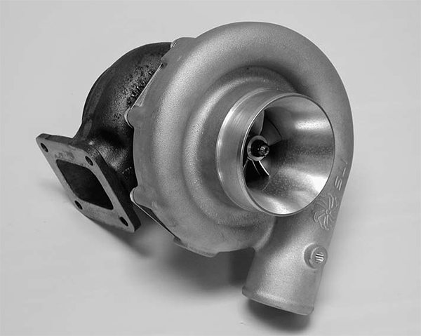 Turbochargers are by far the most efficient of the engine power-adders. While complex to install and expensive, they require the least power to drive, offer excellent efficiency numbers, and require the least radical engine setups. The key is properly matching the turbo to your application.