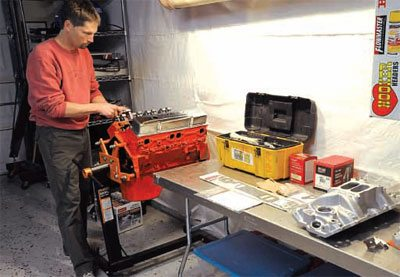 Final Assembly Guide: How to Build Chevy-Block Engines 1