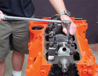 Big-Inch Chevy Small-Block Build: Getting Started