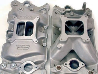 Induction Systems Cheat for Big-Inch Chevy Small-Block Engines 1