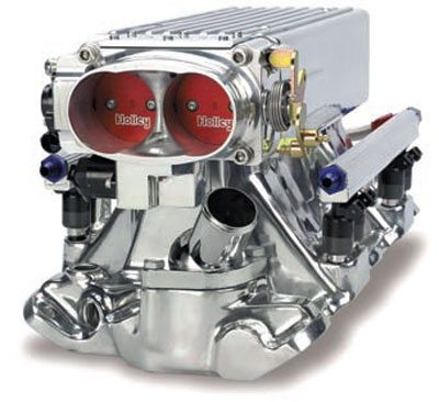 Induction Systems Cheat for Big-Inch Chevy Small-Block Engines 20
