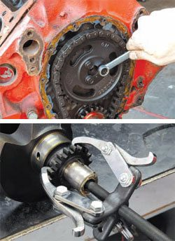 Engine Disassembly Guide: How to Build Chevy Small-Block Engines